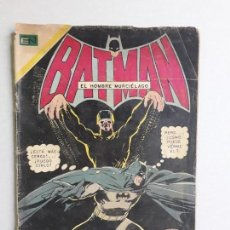 Tebeos: BATMAN N° 586 - ORIGINAL EDITORIAL NOVARO. Lote 154367514