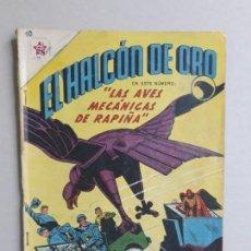 Tebeos: EL HALCÓN DE ORO N° 23 - ORIGINAL EDITORIAL NOVARO. Lote 154368642