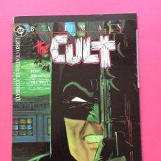 Tebeos: BATMAN. THE CULT. LIBRO CUATRO: EL COMBATE. Lote 154383894