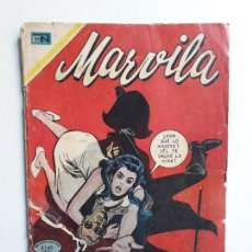 Tebeos: MARVILA N° 182 - ORIGINAL EDITORIAL NOVARO. Lote 154468238