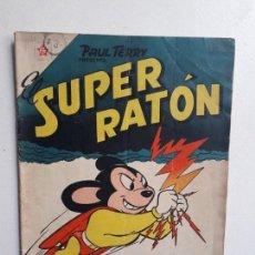 Tebeos: EL SUPER RATÓN N° 73 - ORIGINAL EDITORIAL NOVARO. Lote 154468742