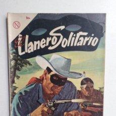 Tebeos: EL LLANERO SOLITARIO N° 129 - ORIGINAL EDITORIAL NOVARO. Lote 154468938