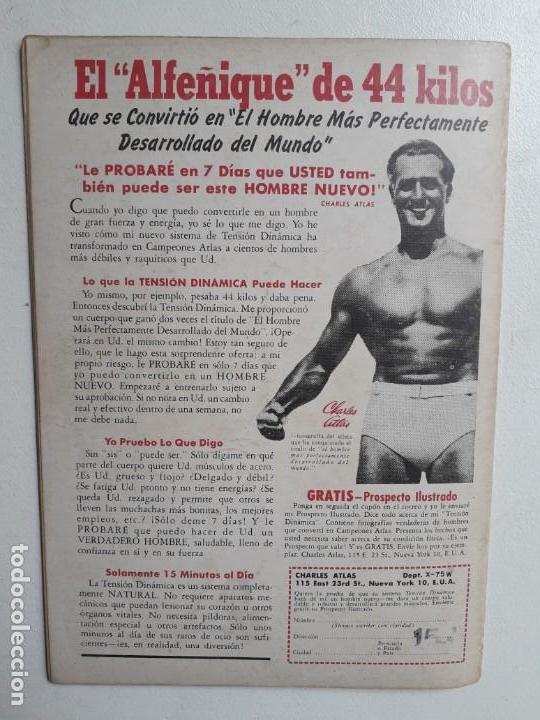 Tebeos: El llanero solitario n° 114 (foto en portada) - original editorial Novaro - Foto 3 - 154469074