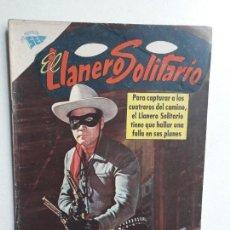 Tebeos: EL LLANERO SOLITARIO N° 114 (FOTO EN PORTADA) - ORIGINAL EDITORIAL NOVARO. Lote 154469074
