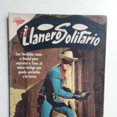 Tebeos: EL LLANERO SOLITARIO N° 112 (FOTO EN PORTADA) - ORIGINAL EDITORIAL NOVARO. Lote 154469182