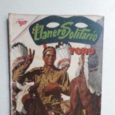 Tebeos: EL LLANERO SOLITARIO N° 110 - ORIGINAL EDITORIAL NOVARO. Lote 154469362