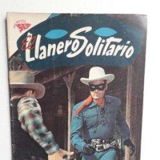 Tebeos: EL LLANERO SOLITARIO N° 106 (FOTO EN PORTADA) - ORIGINAL EDITORIAL NOVARO. Lote 154470230