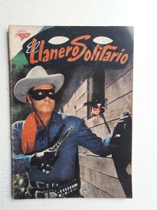 EL LLANERO SOLITARIO N° 103 (FOTO EN PORTADA) - ORIGINAL EDITORIAL NOVARO (Tebeos y Comics - Novaro - El Llanero Solitario)
