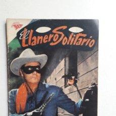 Tebeos: EL LLANERO SOLITARIO N° 103 (FOTO EN PORTADA) - ORIGINAL EDITORIAL NOVARO. Lote 154470458