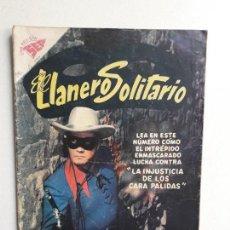Tebeos: EL LLANERO SOLITARIO N° 67 (FOTO EN PORTADA) - ORIGINAL EDITORIAL NOVARO. Lote 154471050