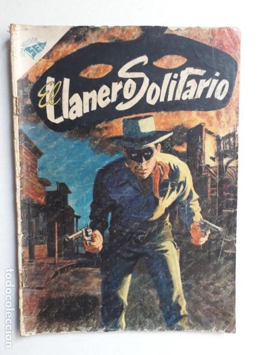 EL LLANERO SOLITARIO N° 59 - ORIGINAL EDITORIAL NOVARO (Tebeos y Comics - Novaro - El Llanero Solitario)