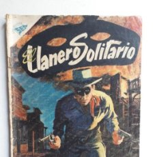 Tebeos: EL LLANERO SOLITARIO N° 59 - ORIGINAL EDITORIAL NOVARO. Lote 154471326