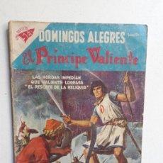 Tebeos: DOMINGOS ALEGRES N° 235 - EL PRÍNCIPE VALIENTE - ORIGINAL EDITORIAL NOVARO. Lote 154472370