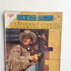 Tebeos: DOMINGOS ALEGRES N° 363 BÚFALO BILL - ORIGINAL EDITORIAL NOVARO. Lote 154472762