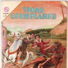 Tebeos: VIDAS EJEMPLARES - Nº 169 - MARZO 1964 - SAN FRANCISCO DE BORJA. Lote 154592394