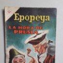Tebeos: EPOPEYA N° 48 - ORIGINAL EDITORIAL NOVARO. Lote 154597522