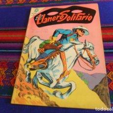 Tebeos: MUY BUEN ESTADO, EL LLANERO SOLITARIO Nº 137. NOVARO 1964. 5 PTS. . Lote 154637254