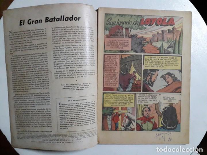 Tebeos: Vidas ejemplares n° 81 - original editorial Novaro - Foto 2 - 154893066