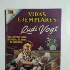 Tebeos: VIDAS EJEMPLARES N° 261 - ORIGINAL EDITORIAL NOVARO. Lote 154891642