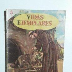 Tebeos: VIDAS EJEMPLARES N° 87 - ORIGINAL EDITORIAL NOVARO. Lote 154892614