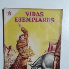 Tebeos: VIDAS EJEMPLARES N° 79 - ORIGINAL EDITORIAL NOVARO. Lote 154893382