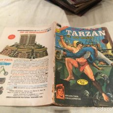 Tebeos: TARZAN DE LOS MONOS Nº 293. TARZAN Y LAS RATAS RABIOSAS. 27-4-1972. Lote 154983158