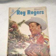 Tebeos: ROY ROGERS Nº 28 EDITORIAL SEA NOVARO AÑO 1954. Lote 155046970