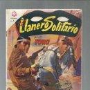 Tebeos: EL LLANERO SOLITARIO 136, 1964, NOVARO, BUEN ESTADO. Lote 155050282