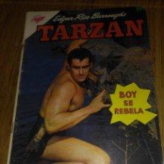Tebeos: TARZAN Nº 93 MUY DIFÍCIL. Lote 155133382