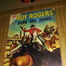 Tebeos: ROY ROGERS EXTRAORDINARIO 1º DE OCTUBRE 1959 MUY DIFÍCIL. Lote 155265762