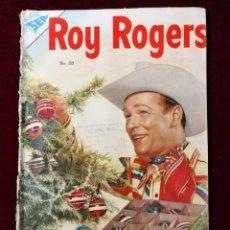 Tebeos: ROY ROGERS Nº 28 PRIMERA NUMERACIÓN AÑOS 50 EDITORIAL SEA NOVARO. Lote 180160533