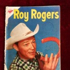 Livros de Banda Desenhada: ROY ROGERS Nº 33 PRIMERA NUMERACIÓN AÑOS 50 EDITORIAL SEA NOVARO. Lote 155270070