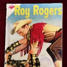 Livros de Banda Desenhada: ROY ROGERS Nº 34 PRIMERA NUMERACIÓN AÑOS 50 EDITORIAL SEA NOVARO. Lote 155270242