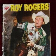 Livros de Banda Desenhada: ROY ROGERS Nº 63 PRIMERA NUMERACIÓN AÑOS 50 EDITORIAL SEA NOVARO. Lote 155271174