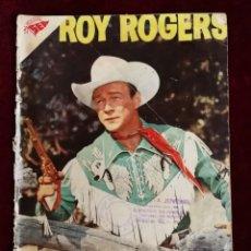 Livros de Banda Desenhada: ROY ROGERS Nº 62 PRIMERA NUMERACIÓN AÑOS 50 EDITORIAL SEA NOVARO. Lote 155271678
