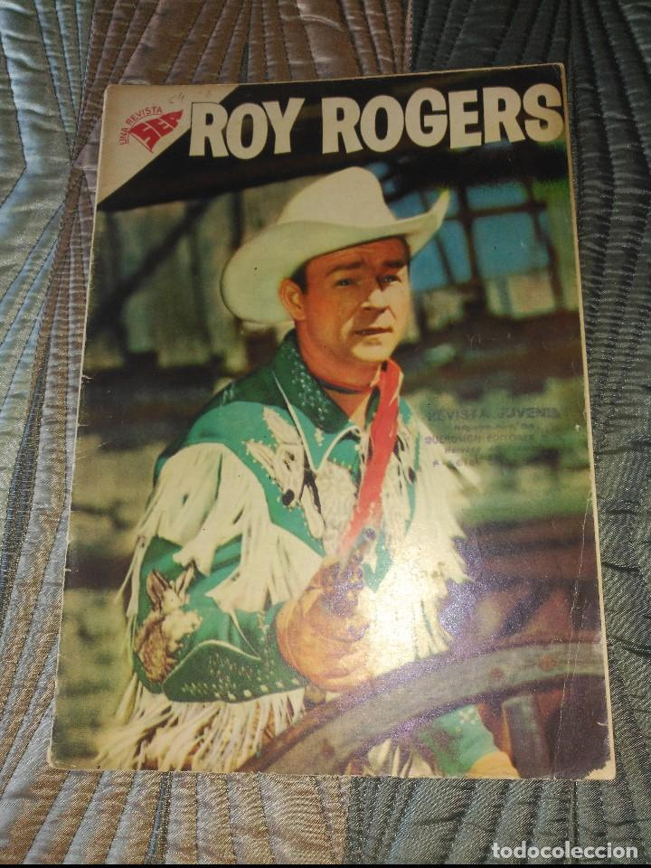 ROY ROGERS Nº 64 NOVARO (Tebeos y Comics - Novaro - Roy Roger)