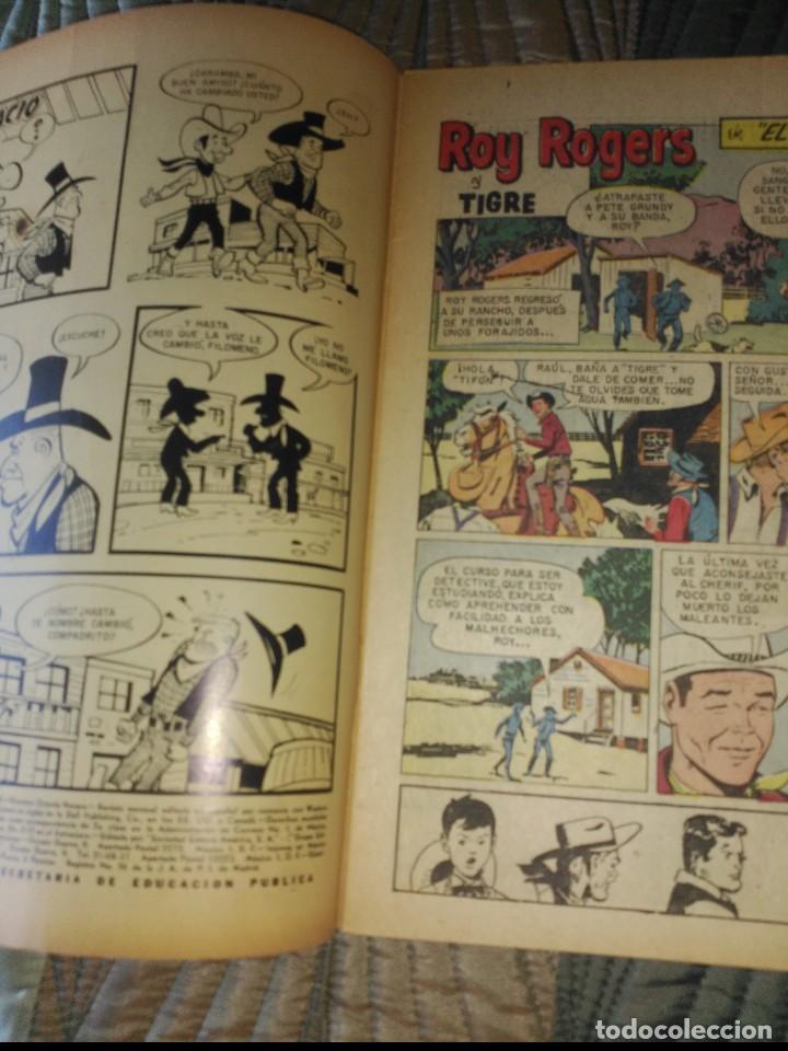 Tebeos: Roy Rogers Nº 65 NOVARO - Foto 3 - 155276750