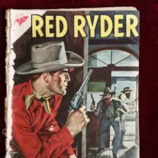 Tebeos: RED RYDER Nº 17 EDITORIAL SEA NOVARO. Lote 155281142