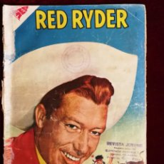 Tebeos: RED RYDER Nº 37 EDITORIAL SEA NOVARO. Lote 155283582