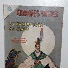 Tebeos: GRANDES VIAJES N° 39 - ORIGINAL EDITORIAL NOVARO. Lote 155344126
