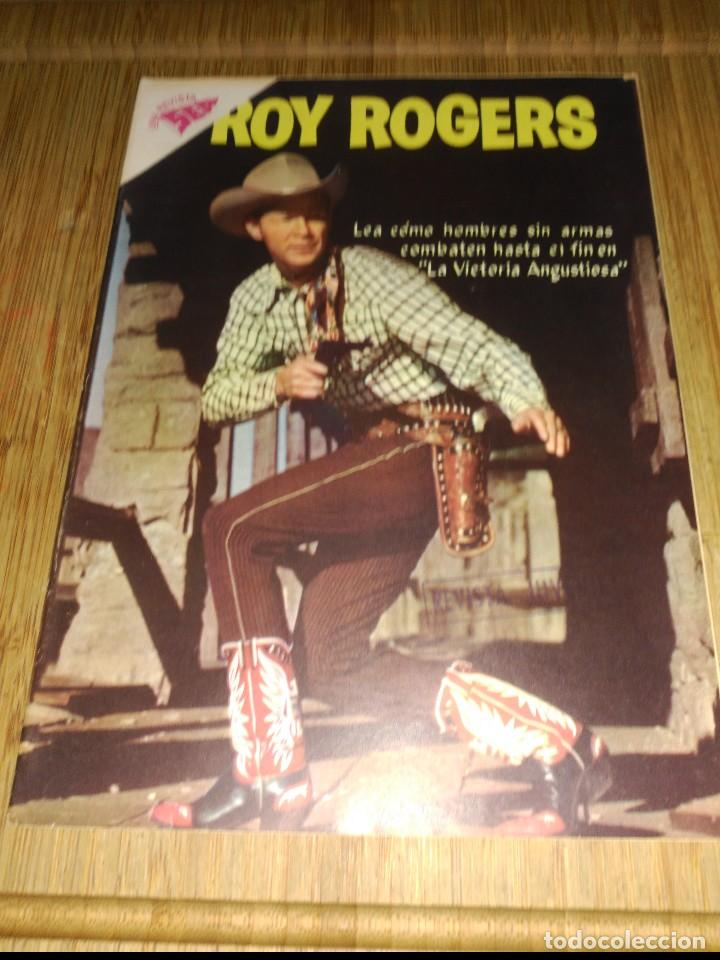 ROY ROGERS Nº 75 NOVARO (Tebeos y Comics - Novaro - Roy Roger)
