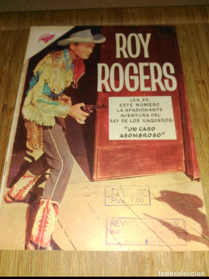 ROY ROGERS Nº 76 (Tebeos y Comics - Novaro - Roy Roger)
