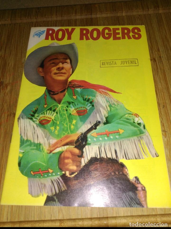 ROY ROGERS Nº 77 (Tebeos y Comics - Novaro - Roy Roger)