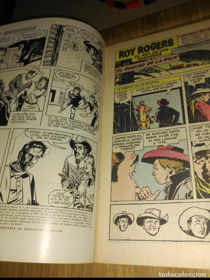 Tebeos: Roy Rogers Nº 77 - Foto 3 - 155410650