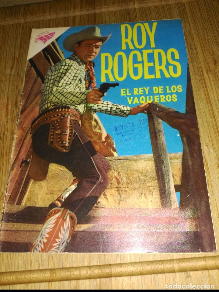 ROY ROGERS Nº 78 NOVARO (Tebeos y Comics - Novaro - Roy Roger)