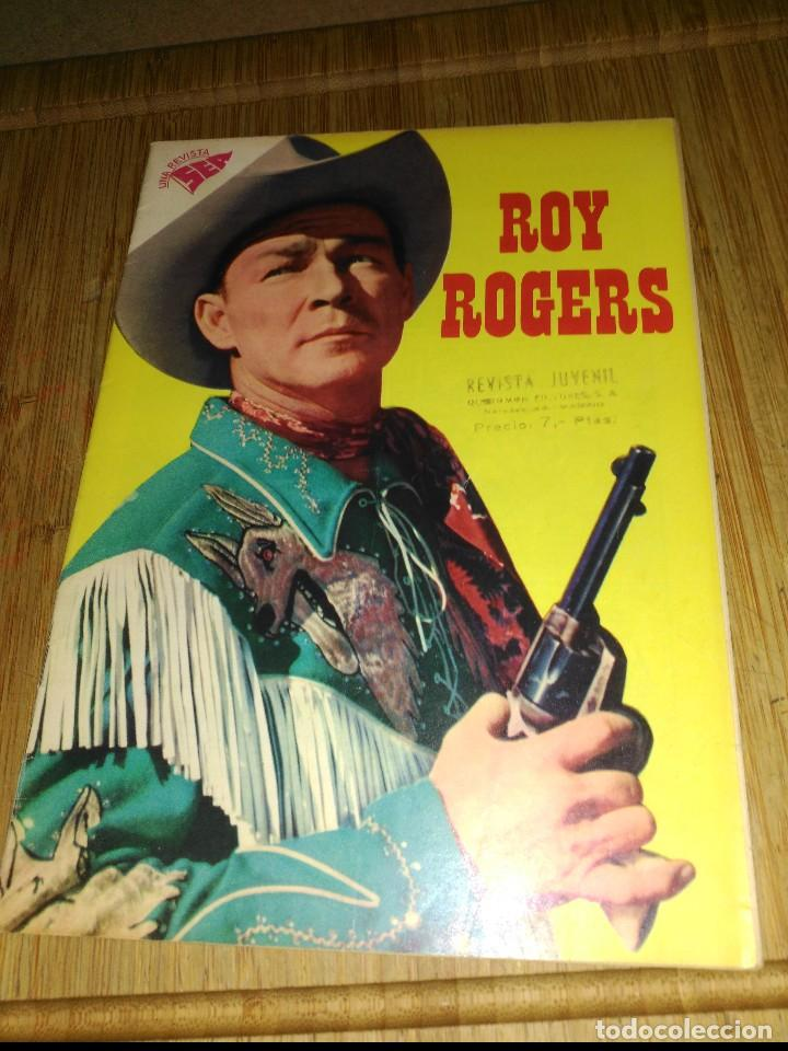 ROY ROGERS Nº 79 (Tebeos y Comics - Novaro - Roy Roger)