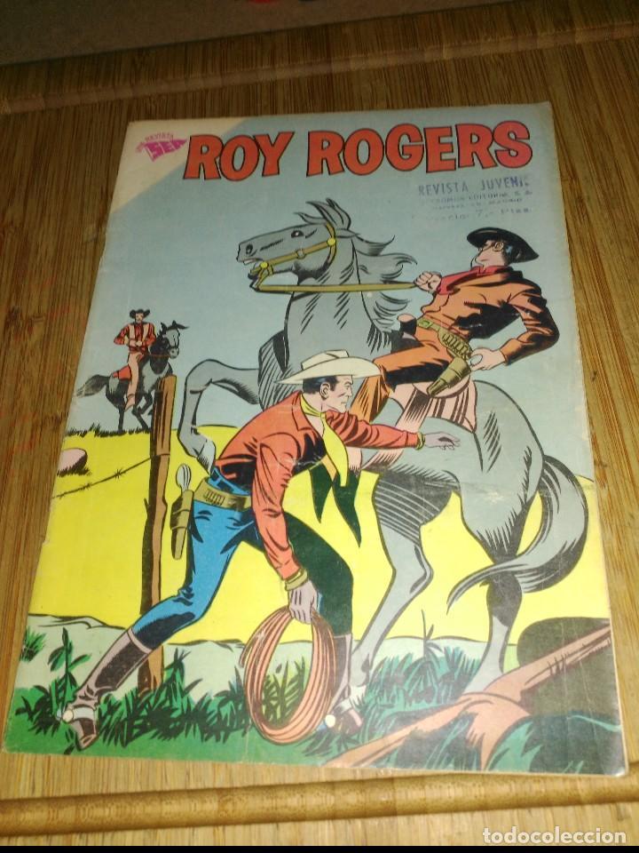 ROY ROGERS Nº 80 NOVARO (Tebeos y Comics - Novaro - Roy Roger)