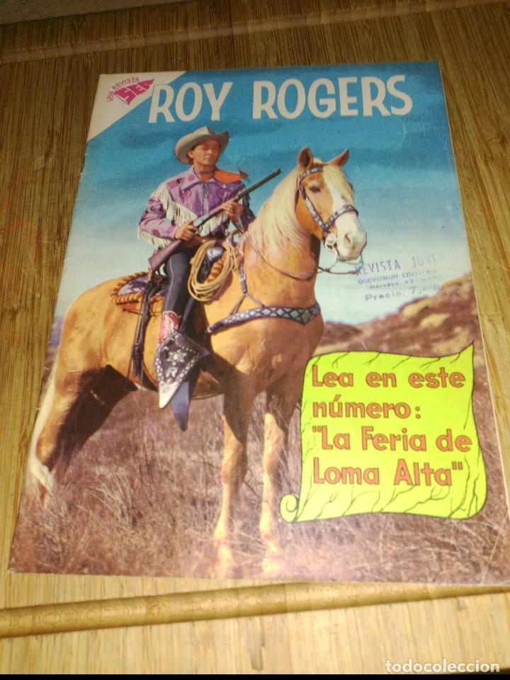 ROY ROGERS Nº 81 NOVARO (Tebeos y Comics - Novaro - Roy Roger)