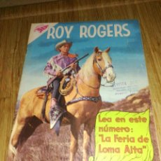 Tebeos: ROY ROGERS Nº 81. Lote 155411202