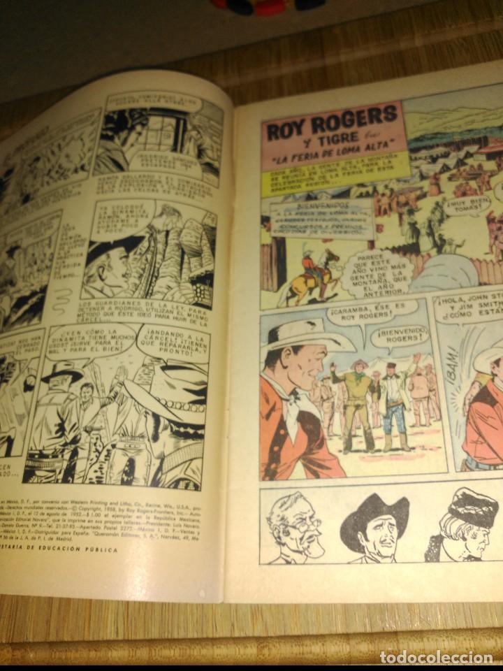 Tebeos: Roy Rogers Nº 81 NOVARO - Foto 3 - 155411202